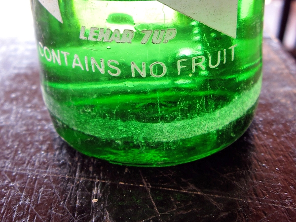 Contains no fruit