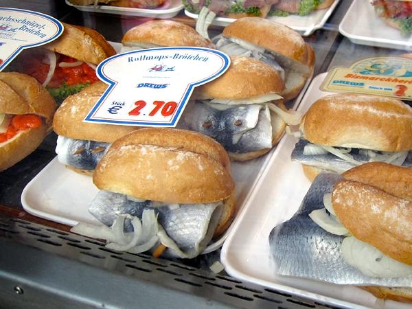 Förtjusande fiskmackor