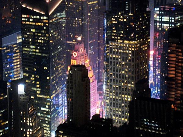 Ljusen från Times Square