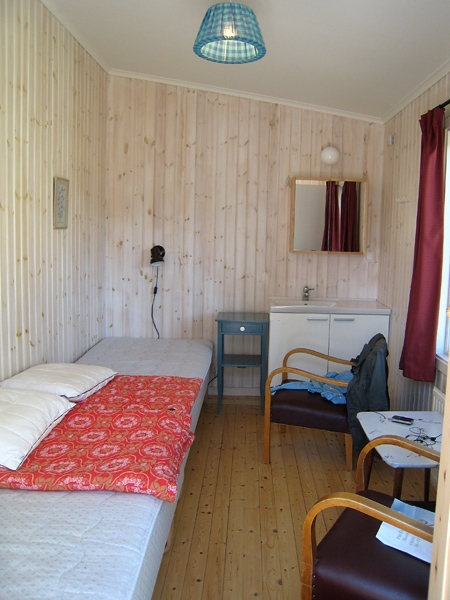 Rum 1 på Pensionat Holmhällar