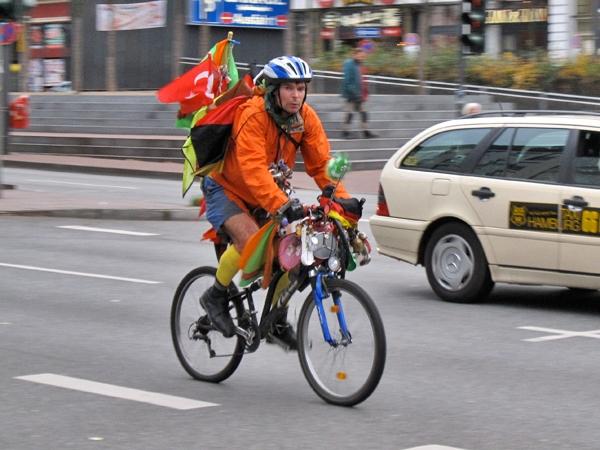 Samlandet förstör mitt liv på cykel