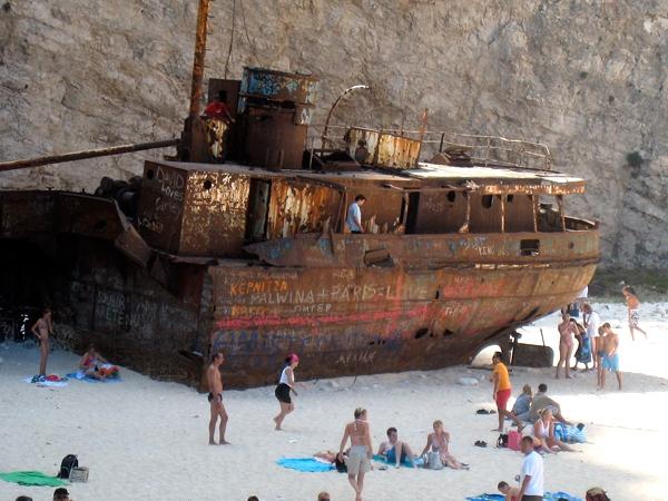 Smuggelbåten
