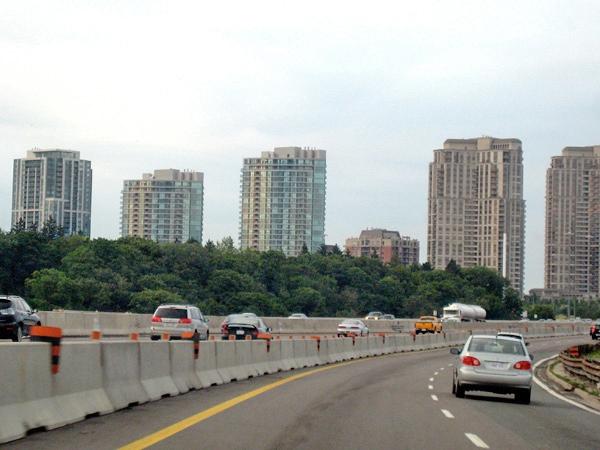 Världens längsta väg i Toronto