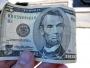 Att åka en enkel tur med den minimala bilfärjan kostade 1 dollar per skalle. Mannen på fem-dollarsedeln föreställer Lincoln och personligen tycker jag han ser ut att vara stroppig och uttråkad.