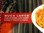 På italienska restaurangen Buca di Beppo.