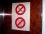 I hotellets hiss var det helt förbjudet att ha tvättbräda och avhuggna fötter. Vilket innebar att jag fick ta trapporna :( Och det blev ju bara ännu jobbigare med avhuggna fötter. Vad fan är logiken i det?