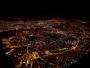 Hade du varit en utrotningshotad fågel som dessutom var en riktig nattuggla och gillade vyer över storstäder på natten. Ja, då hade det här varit rena drömmen. Grattis, för här bjuder jag på en sån bild över Istanbul med självaste Bosporen där borta någonstans.