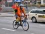 Trots relativt begränsad yta finns det oanade möjligheter vad man kan hänga på en cykel.