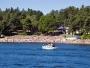 En av årets varmaste dagar så alla Brommabor i hela världen ville hänga på stranden.